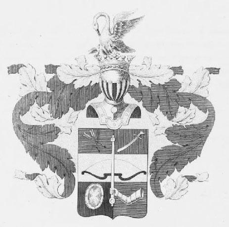 Герб рода Акинфовых